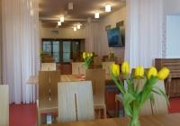 Restaurace Molekula Hotel ATOM Třebíč